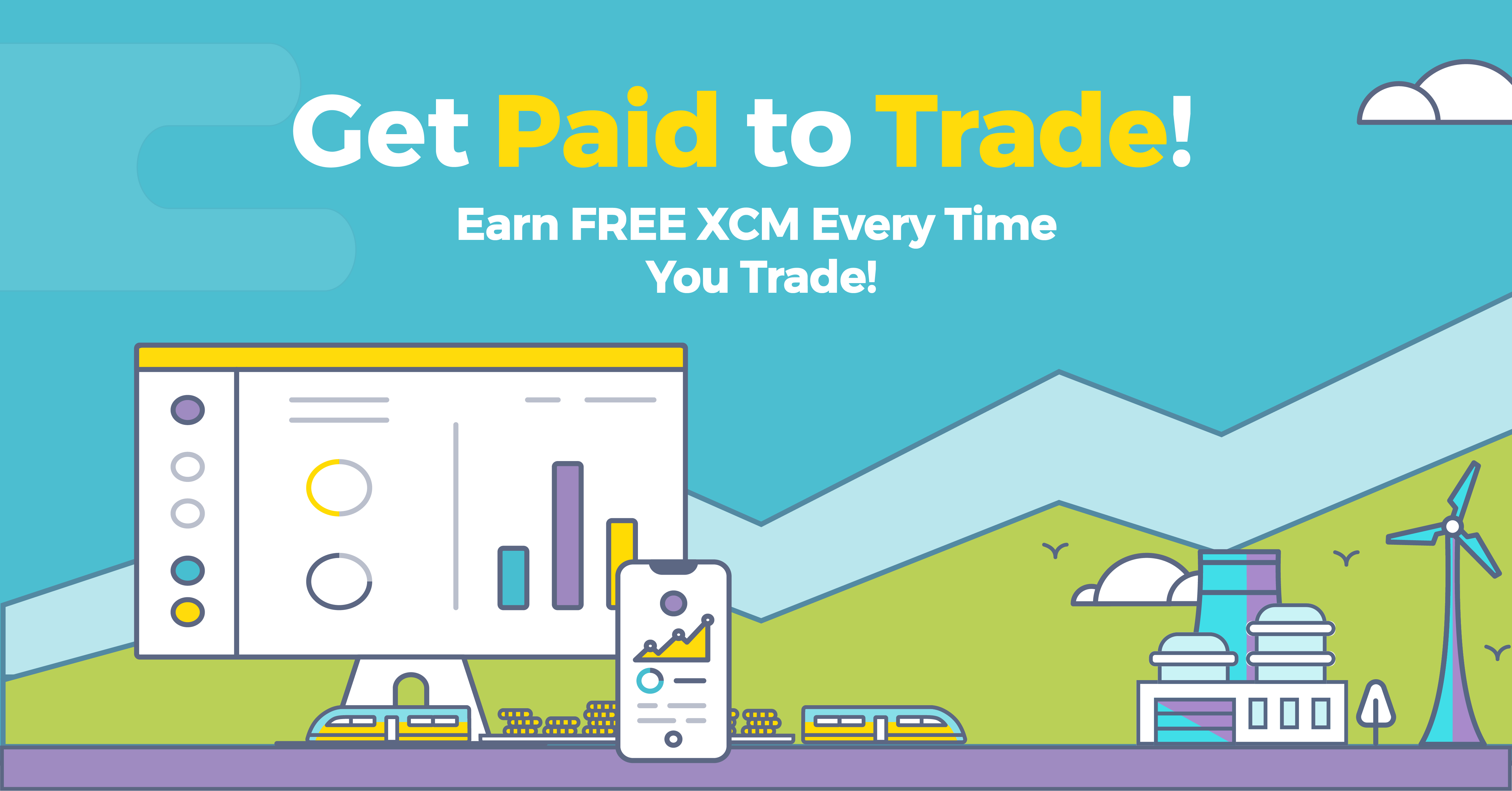 Get Paid to Trade With CoinMetro