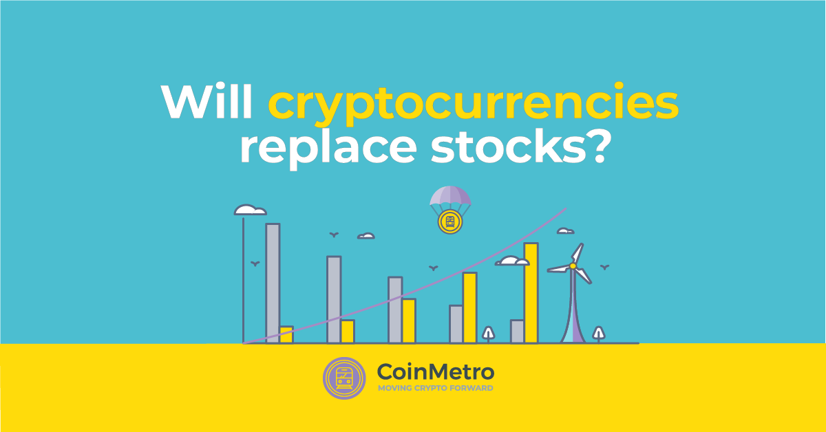Will Cryptocurrencies Replace Stocks?
