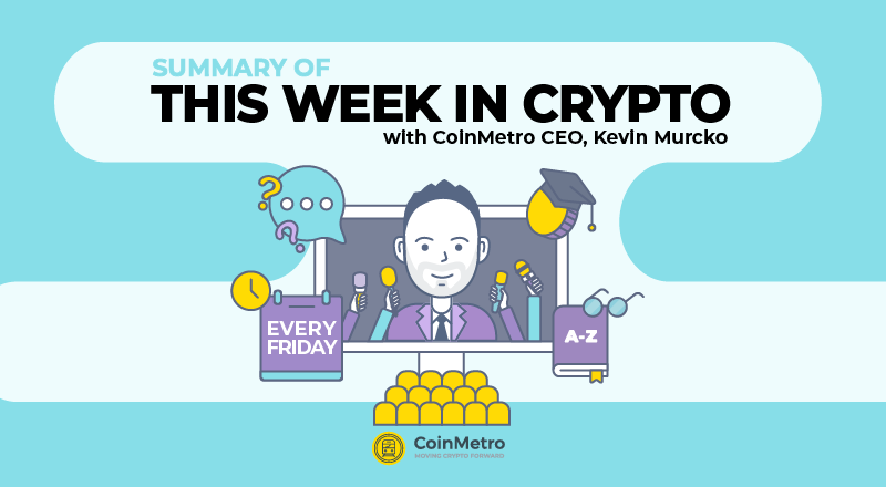 Crypto Market News - This Week In Crypto