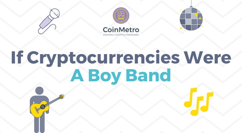 If Cryptocurrencies Were A Boy Band