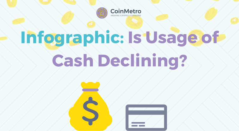 Infographic: Is Usage of Cash Declining?
