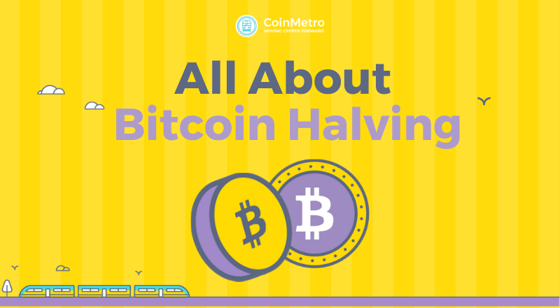 All About Bitcoin Halving