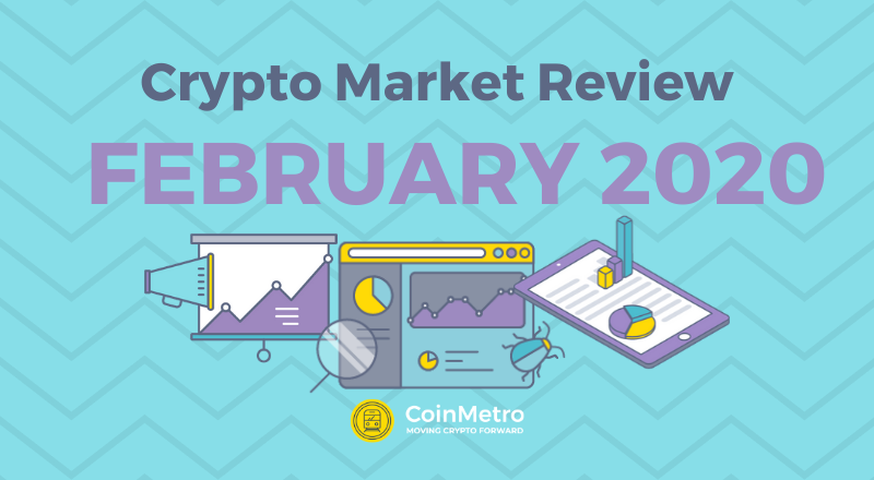 February 2020 Crypto Market Review