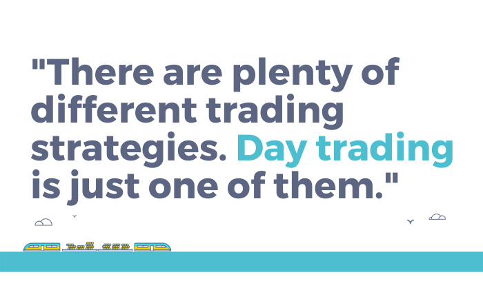 Day Trading Cryptocurrency - different strategies