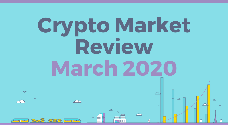 March 2020 Crypto Market Review