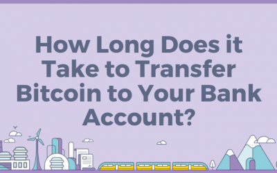 How Long Does it Take to Transfer Bitcoin to Your Bank Account?
