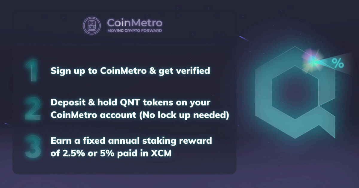 quant staking